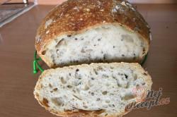 Příprava receptu Hrnkový chléb téměř bez práce, krok 7